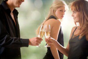 Jealousy dating bishounen dating sim